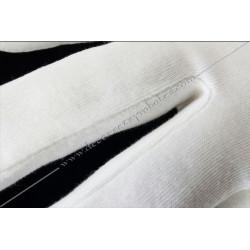 GCB 010 gants coton, lycra, ceremonie, decors, maconniques, fm, franc-maconnerie, loges, apprenti