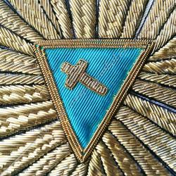 HRF 550-sautoir-maconnique-5eme-ordre-rite-francais-chapitre-hauts-grades-sagesse-ateliers-fm-superieurs-decors