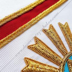 HRF 504-sautoir-maconnique-5eme-ordre-rite-francais-godf-gcg-chapitre-hauts-grades-fm-sagesse-ateliers-superieurs-decors