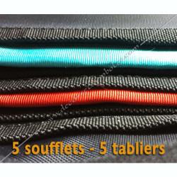 Sacoche maçonnique, 5 soufflets pour tabliers, poches et rangements ergonomiques. Poignets, et bandoulière, cadeaux
