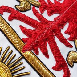 HRM054-tablier-maconnique-12eme-degre-chevalier-aigle-rouge-goe-egyptien-fm-decors-franc-maconnerie-loges