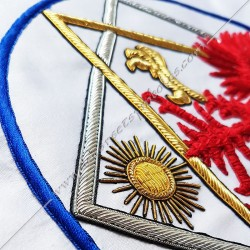 HRM054-tablier-maconnique-12eme-degre-chevalier-aigle-rouge-goe-egyptien-decors-franc-maconnerie-fm-loges