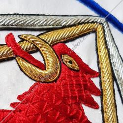 HRM054-tablier-maconnique-12eme-degre-chevalier-aigle-rouge-goe-egyptien-decors-franc-fm-maconnerie-loges