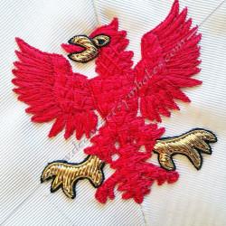 HRM054-1-cordon-maconnique-12eme-degre-chevalier-aigle-rouge-goe-egyptien-decors-franc-maconnerie-fm-loges