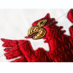 HRM054-1-cordon-maconnique-12eme-degre-chevalier-aigle-rouge-goe-egyptien-decors-franc-fm-maconnerie-loges