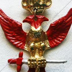 FGK335-bijou-maconnique-12eme-degre-goe-memphis-misraim-aigle-rouge-chevalier-decors-franc-maconnerie-fm-loges
