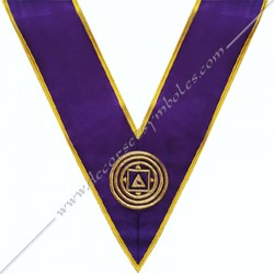 Collar 30th degree GOE -...