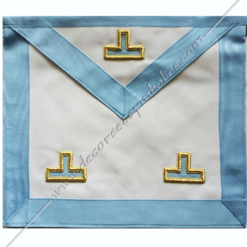 TRE061C-tablier-maconnique-maitre-rite-regime-ecossais-rectifie-decors-franc-maconnerie-taus-templier-phaleg-mesa-fm