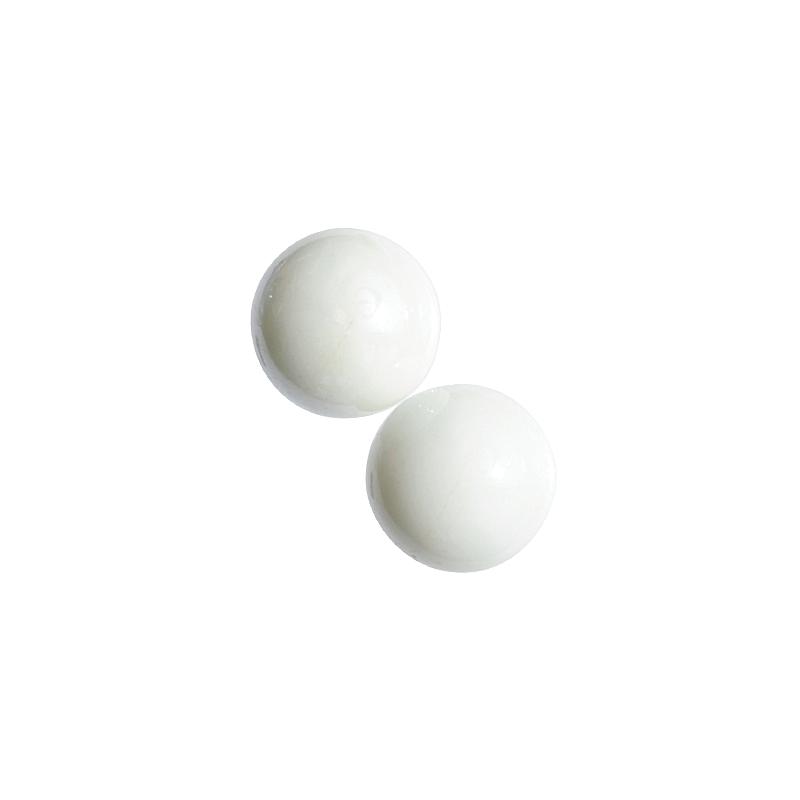 ACC033 - Billes, boules blanches pour vote. Outils de loges, accessoires de franc maçonneries, FM