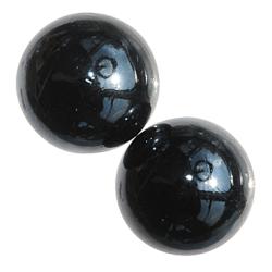 ACC034 - Billes, boules noires pour vote. Outils de loges, accessoires de franc maçonneries, FM