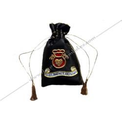 SAC001 - Billes, boules noires pour vote. Outils de loges, accessoires de franc maçonneries, FM