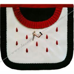HRA289-tablier-maconnique-1er-ordre-rite-francais-chapitre-gcg-opera-decors-franc-maconnerie-hauts-grades-sagesse-fm