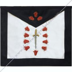 HRA011-tablier-maconnique-1er-ordre-rite-francais-chapitre-gcg-opera-decors-franc-maconnerie-hauts-grades-sagesse-fm