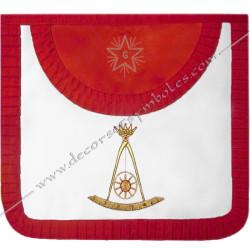 HRF333-tablier-maconnique-2eme-ordre-rite-francais-decors-franc-maconnerie-loges-rituels-sagesse-grades-hauts-fm