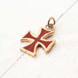 Masonic Templar Cross -...