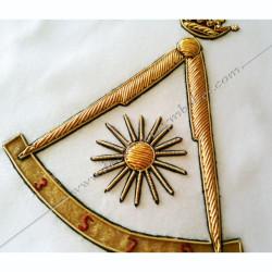 HRF379-tablier-maconnique-2eme-ordre-rite-francais-decors-franc-maconnerie-loges-rituels-fm-sagesse-grades-hauts