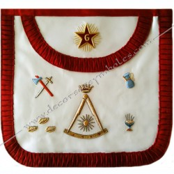 2th Order Apron - French...