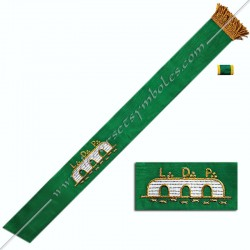 3th Order Sash - French...