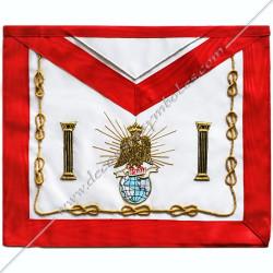 HRF478-tablier-4eme-ordre-rite-francais-go-godf-orient-decors-maconniques-chapitres-accessoires-rituels-chapitre-libertas-fm