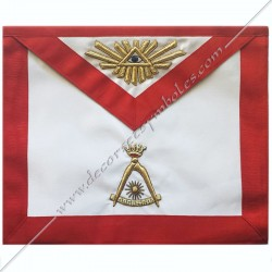 4th Order Apron - French...