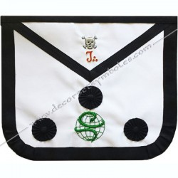 4th Order Reversible Apron...