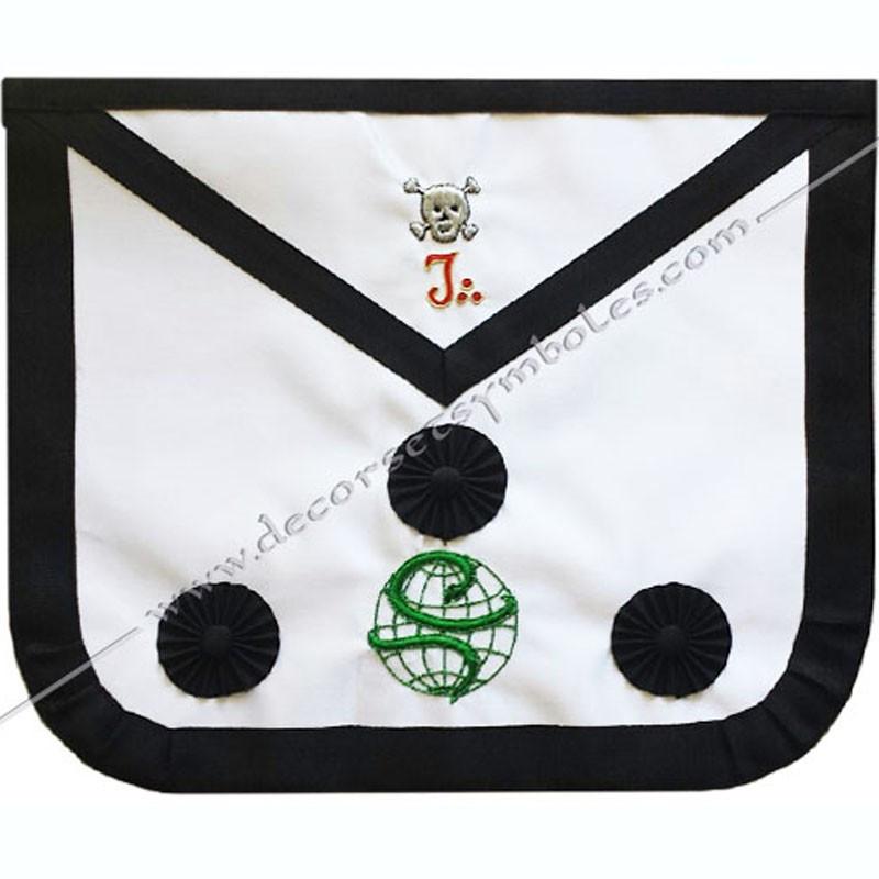 HRF462-tablier-maconnique-reversible-4eme-ordre-rite-francais-decors-chapitre-franc-maconnerie-loges-rituels-hauts-fm-grades
