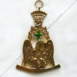 FGK242-bijou-maconnique-4eme-ordre-rite-francais-chapitre-decors-symboles-franc-maconnerie-rituels-loges-fm