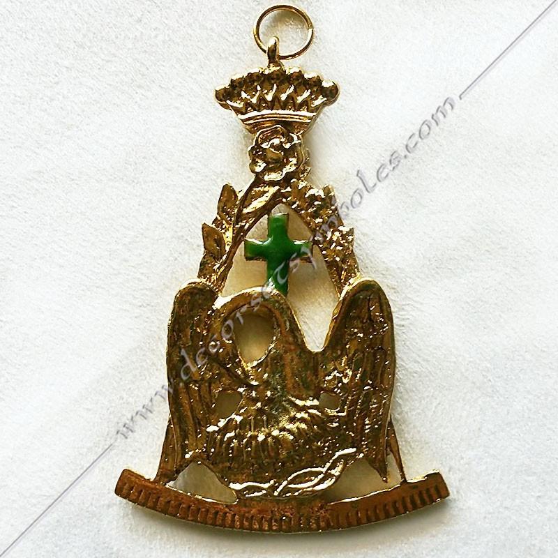 FGK242-bijou-maconnique-4eme-ordre-rite-francais-chapitre-decors-symboles-franc-maconnerie-fm-rituels-loges