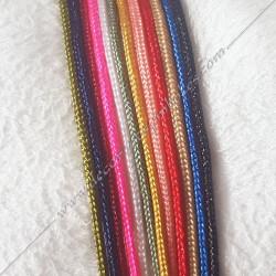 couleurs-bracelets-femmes-lac d'amour-bijoux-maconniques-cadeaux-franc-maconnerie-bleu-blanc-rouge-noir-robes