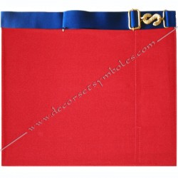 HRA003-reaa-tabliers-maconnique-14eme-degre-rite ecossais-ancien-accepte-decors-ateliers-accessoires-fm-hauts-grades
