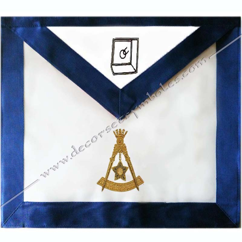 HRA035-tabliers-maconnique-franc-maconnerie-reaa-14eme-degre-rite ecossais-ancien-accepte-decors-fm