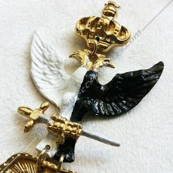 FGK330-bijou-maconnique-mobile-30eme-degre-reaa-rite-ecossais-ancien-accepte-memphis-decors-aigle-bicephale-fm-symboles