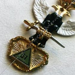 FGK331-bijou-maconnique-mobile-31eme-degre-reaa-rite-ecossais-ancien-accepte-memphis-decors-aigle-fm-bicephale-symboles