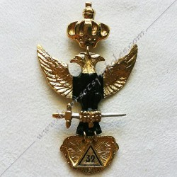 Jewel Eagle 32th Degree -...