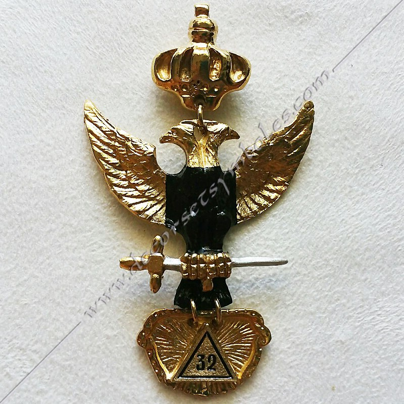 FGK332-bijou-maconnique-mobile-32eme-degre-reaa-rite-ecossais-ancien-accepte-memphis-decors-aigle-bicephale-symboles-fm