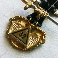 FGK332-bijou-maconnique-mobile-32eme-degre-reaa-rite-ecossais-ancien-accepte-memphis-decors-aigle-fm-bicephale-symboles
