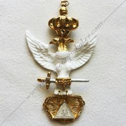 FGK333-bijou-maconnique-33eme-degre-reaa-rite-ecossais-ancien-accepte-memphis-decors-aigle-bicephale-symboles-fm