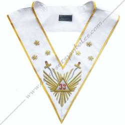 HRA136-sautoir-maconniques-reaa-33eme-degre-rite-ecossais-ancien-accepte-rituels-decors-ateliers-superieurs-consistoire-chapitre