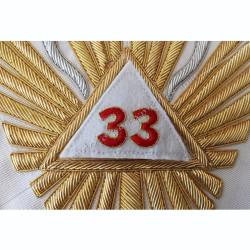 Cordon 15ème Degré - REAA - HRA 043