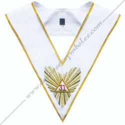 Grand Introducteur - Officier 30eme Degre - REAA - HRA 040