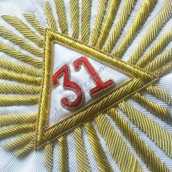 Grand Orateur - Officier 30eme Degre - REAA - HRA 041