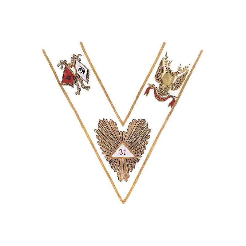 HRA114-sautoir-maconnique-reaa-31eme-degre-rite-ecossais-ancien-accepte-decors-ateliers-superieurs-consistoire-chapitre-fm