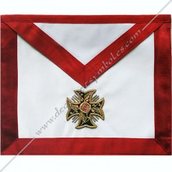 Apron 18th Degree - AASR -...