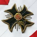 Porte-clé pour Médaille Maçonnique