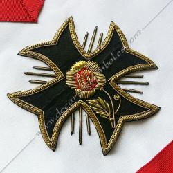 Porte-clés pour Médaille Maçonnique