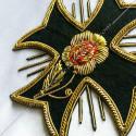 Porte-clé avec Médaille Maçonnique