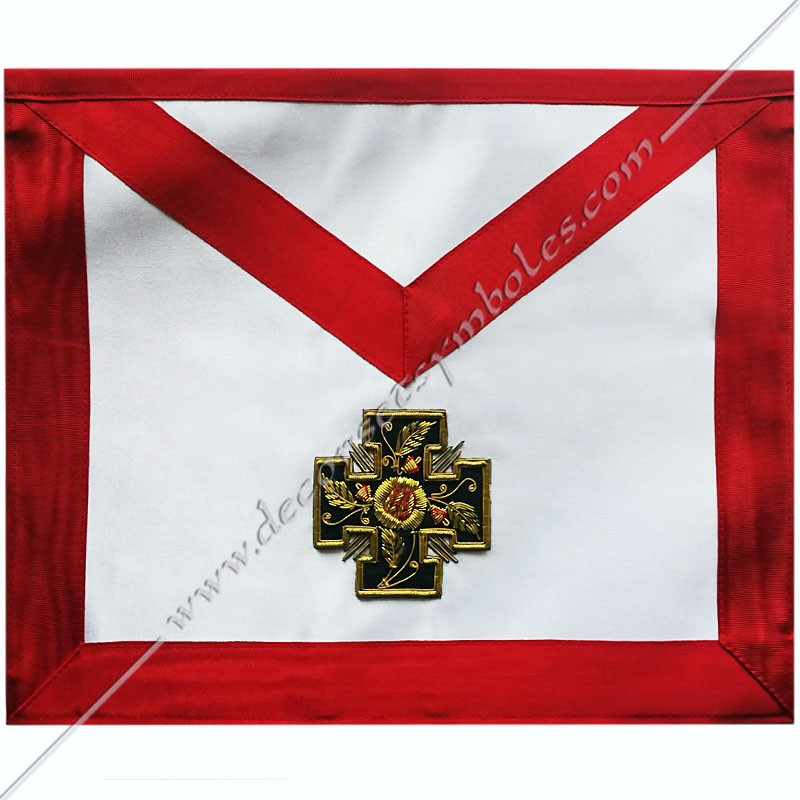 Très Eminent - Officier 30° Degré - REAA - HRA 043