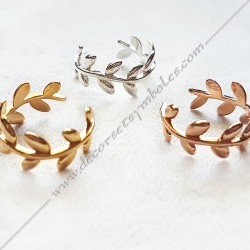 Acacia Adjustable Ring -...