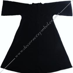 RHS100-robe-maconnique-noire-glff-reaa-femme-croix-malte-loge-feminine-france-coupe-glm-mm-memphis-fm-misraim
