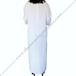 RHS110-robe-maconnique-blanche-memphis-misraim-mixte-decors-franc-maconnerie-symboles-loge-fm-glmmm-accessoires-vetements